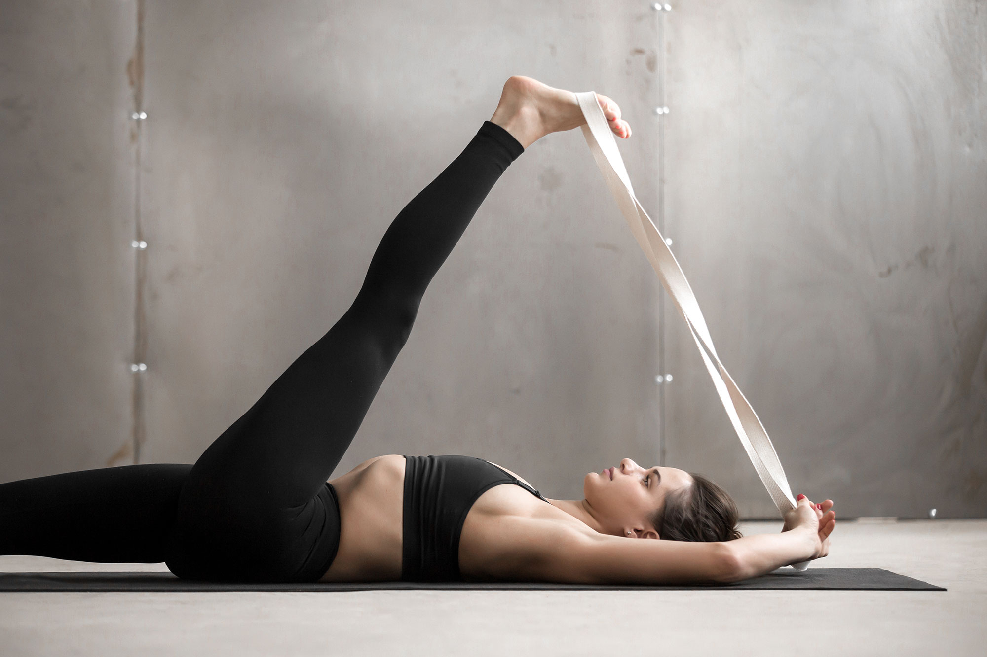 why does stretching feel good